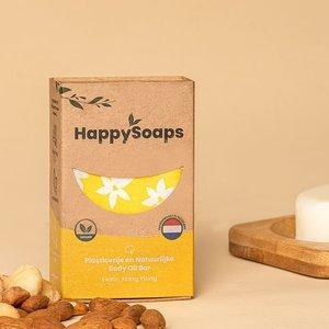 Happy Soaps Happy Body Oil Bar – Exotic Ylang Ylang