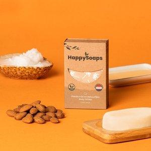 Happy Soaps Happy Body Oil Bar – Coco Nuts