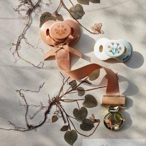 Elodie  Fopspeenkoord - Amber Apricot