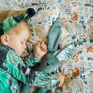 La Millou Long eared bunny -  Langoorkonijn - Khaki green