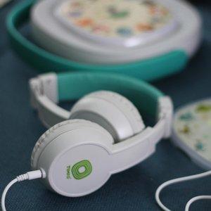Timio Hoofdtelefoon  voor Audio-en Muziekspeler