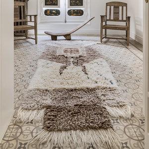 Lorena Canals 100% puur Wollen vloerkleed Zuni L 170 x 240 cm