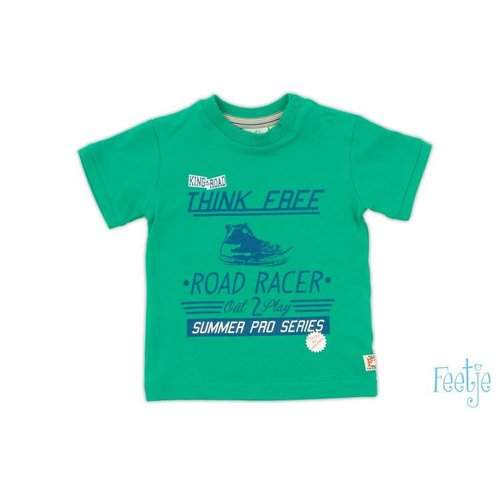 T-shirt Road Racer Maat 74
