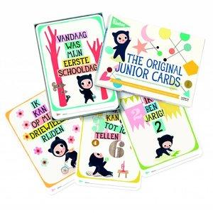 Milestone Babycards Junior Mijlpaal-kaartjes voor kinderen van 1-4 jaar
