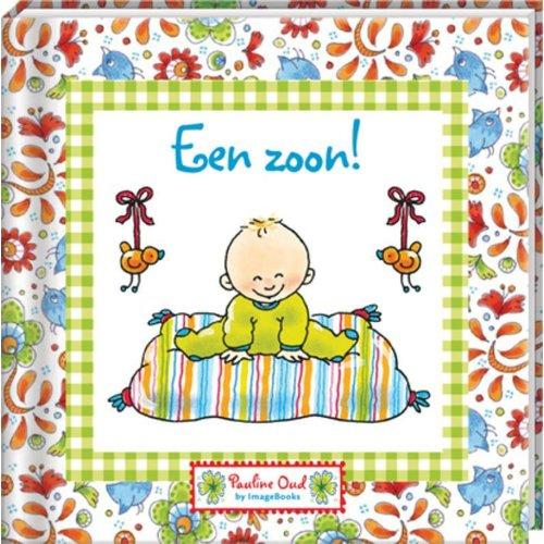 Pauline Oud cadeauboekje Een zoon!
