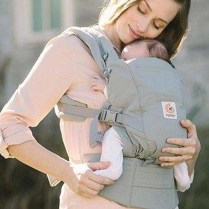 Ergobaby Babydraagzak Adapt - Pearl Grey