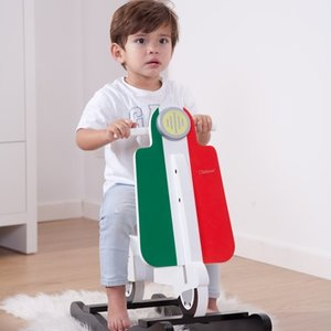 ChildHome Houten schommel scooter Italy