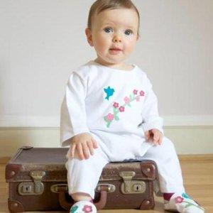 100% katoenen Babypakje - kruippakje - body