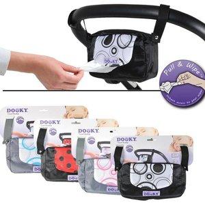 Dooky Reistasje - Travel Buddy voor de kinderwagen