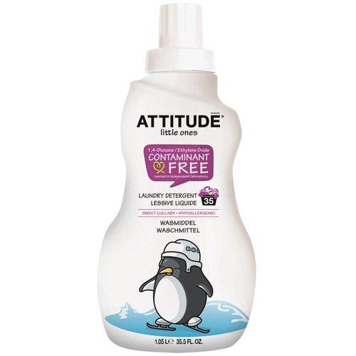 Attitude Wasmiddel - hypo allergeen - Sweet lullaby