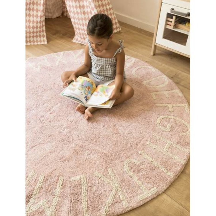 b6627cae02910c Lorena Canals wasbaar rond tapijt voor de kinderkamer - Online ...