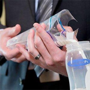 Lansinoh Bewaarzakjes voor borstvoeding - 25 stuks