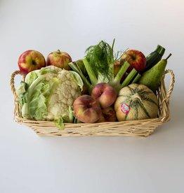 Fruit- en groenten mand (1-2 pers)