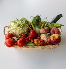 Fruit- en groenten mand (2-3 pers)