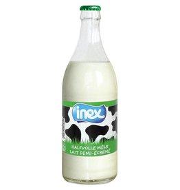 Inex Semi-skimmed Milk - 20 x 0,5 L