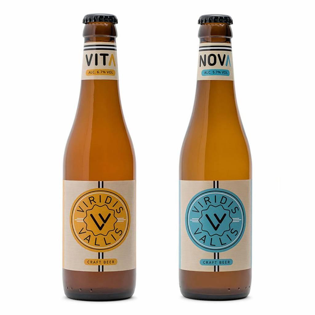 Proefpakket - VITA & NOVA - 2 x 33cl Hoeilaart