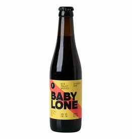 BABY LONE - 4 x 33cl BRUSSELS BEER PROJECT