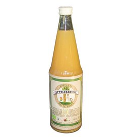 Appelfabriek Apple juice - 6 x 0,7L