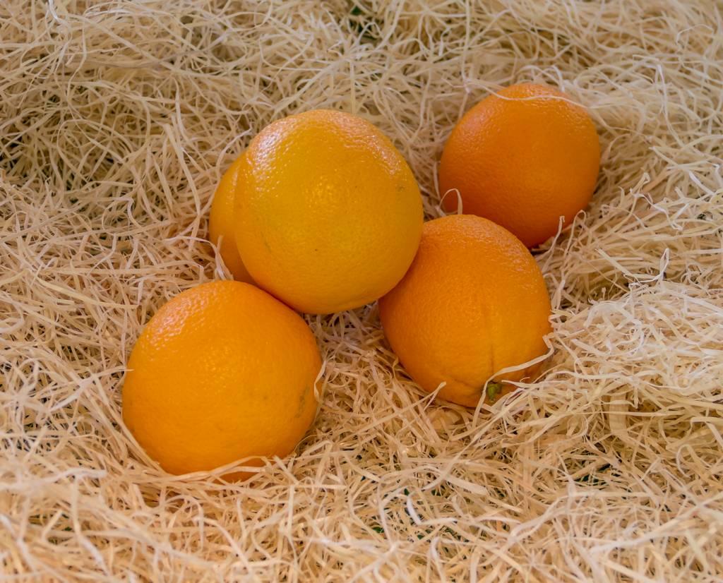Appelsienen pers (per kg)