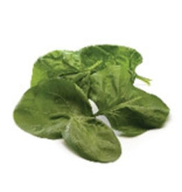 Spinach from greenhouse, handcut (per 100 gram)
