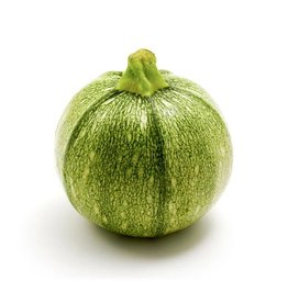 Zucchini round (Nice) (per piece)