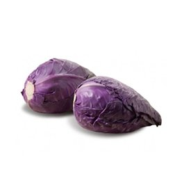 Cabbage red (per piece)