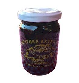 Raspberry jam 250gr (zero waste)