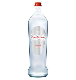 Chaudfontaine sparkling water - 6 x 1 L