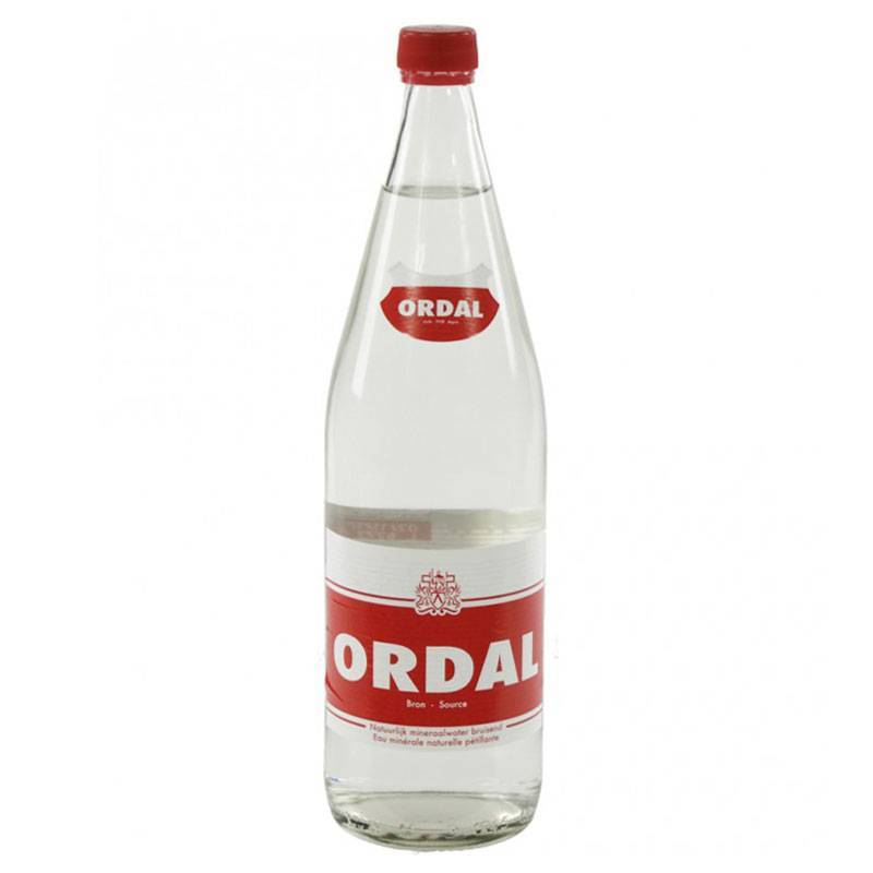 Ordal sparkling water - 6 x 1 L