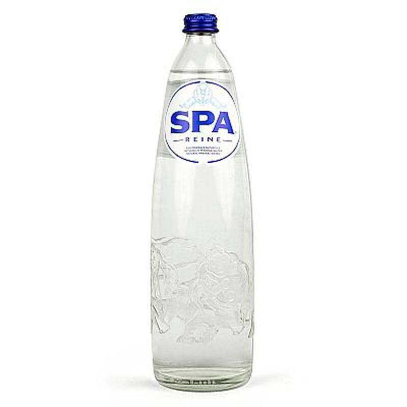 Spa plat water - 6 x 1 L