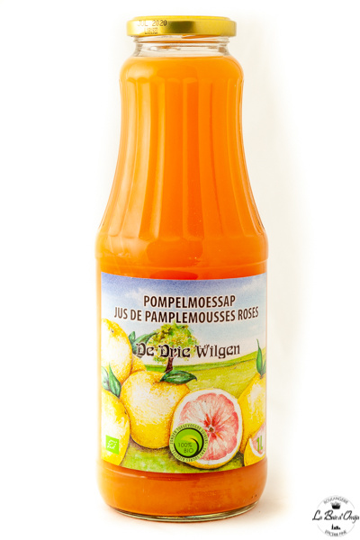De Drie Wilgen BIO - grapefruit juice - 6 x 1 L (NEW)