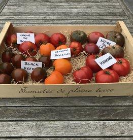 De Andere Tuin BIO & Local -  Tomatoes mix with taste - per 100gr