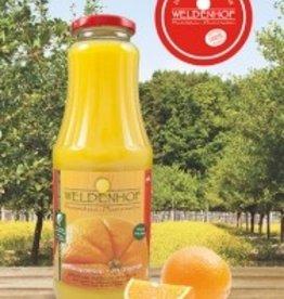 Weldenhof Sinaasappelsap 100% Puur - 6 x 1 L (NEW)  PROMO5+1L GR