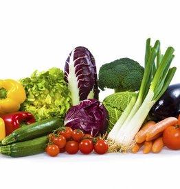 Vegetables package (4-5 pers)