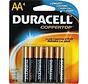 Duracell Plus Power AA batterij