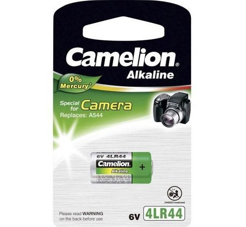 Camelion 4LR44 6V