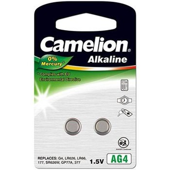 Camelion Alkaline AG4 - blister 2