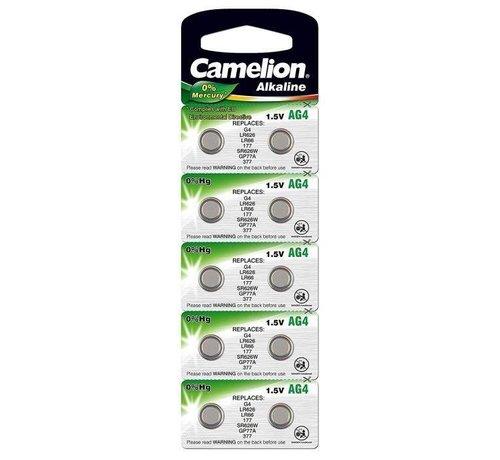 Camelion Alkaline AG4 - blister 10