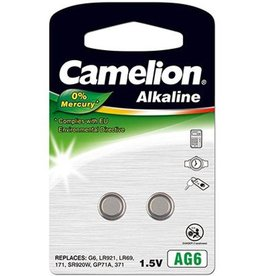 Camelion Alkaline AG6 - blister 2