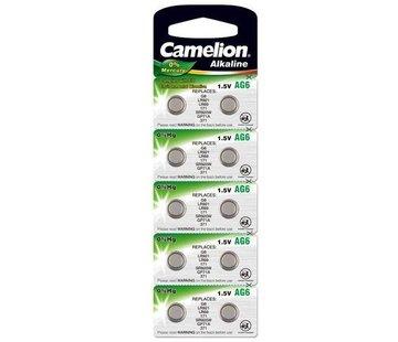 Camelion Alkaline AG6 - blister 10