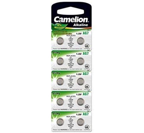 Camelion Alkaline AG7 - blister 10