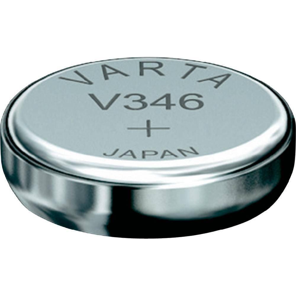 Varta Silver Oxide 346