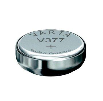 Varta Silver Oxide 377