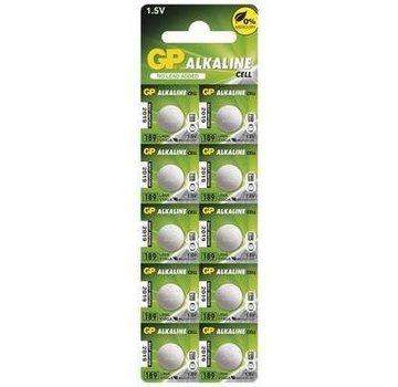 GP Alkaline 189 / V10GA -  blister 10