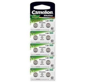 Camelion Alkaline AG0 - blister 10