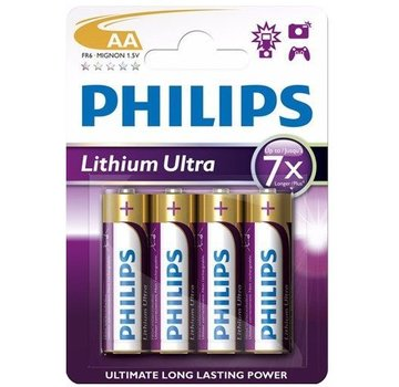 Philips Lithium AA - blister 4