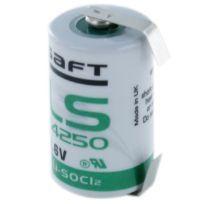 saft Saft Lithium 1/2 AA LS14250 U-tags