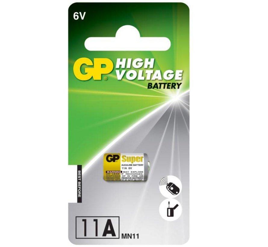 GP Alkaline 11A - blister 1