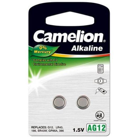 Camelion Alkaline AG12 - blister 2