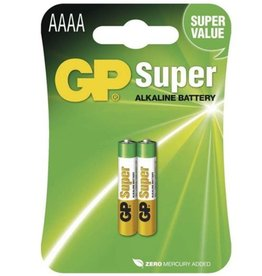 GP Super Alkaline AAAA - blister 2